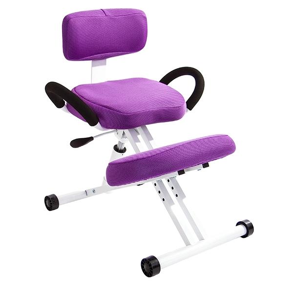 GXG 機能工學 跪姿椅 型號457C (深紫)
