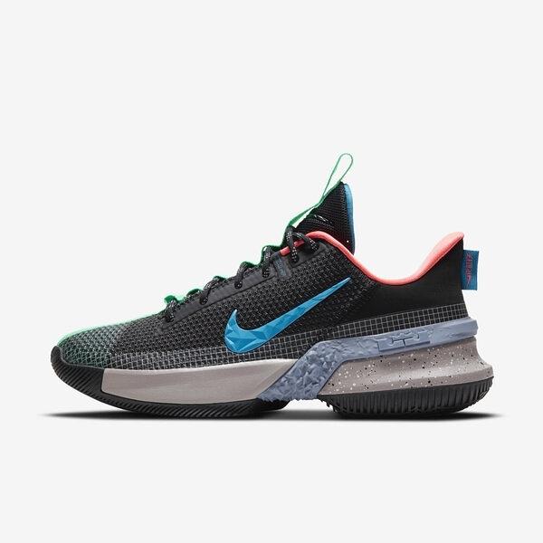 Nike Ambassador Xiii [CQ9329-004] 男鞋 籃球鞋 運動 休閒 避震 包覆 黑 藍