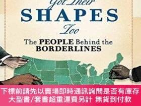 二手書博民逛書店How罕見The States Got Their Shapes TooY255174 Mark Stein