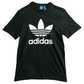 Adidas ORIG TREFOIL T  短袖上衣 AJ8830 男 健身 透氣 運動 休閒 新款 流行