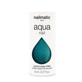 法國 Nailmatic 水系列經典指甲油-Holly 珍珠翠綠-8ml