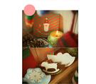 【韓風童品】新年賀卡  聖誕賀卡   聖誕禮物卡片 聖誕裝飾品   附信封10張