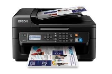 EPSON WF-2631 噴墨印表機