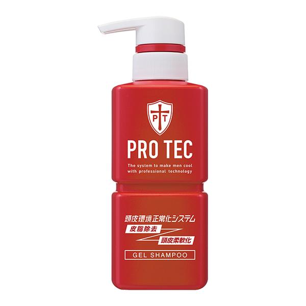 日本獅王PRO TEC 頭皮養護控油洗髮精300g