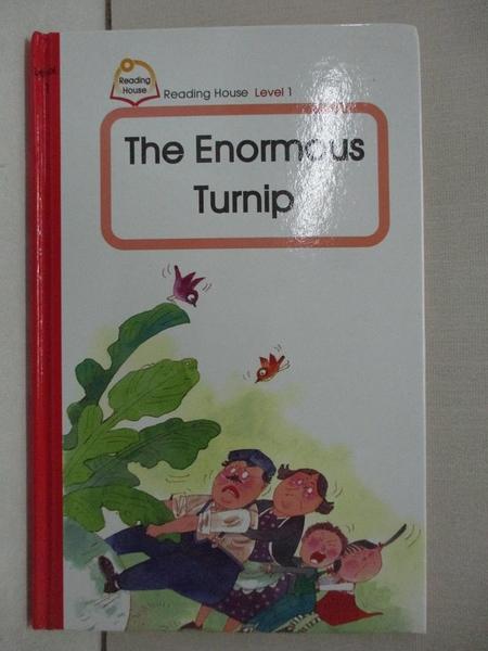 【書寶二手書T1/原文小說_BUQ】The Enormous Turnip