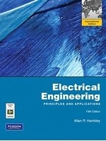 二手書《Electrical Engineering: International Version: Principles and Applications》 R2Y ISBN:0132155168