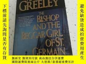 二手書博民逛書店THE罕見BISHOP AND THE BEGGAR GIRL