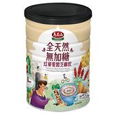 【馬玉山】全天然無加糖紅藜麥黑芝麻飲400g(鐵罐)-新品上市