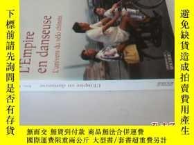 二手書博民逛書店法文原版罕見自行車王國 L Empire en danseuse: L univers du velo chino