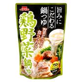 ICHIBIKI蔬菜雞風味火鍋湯底750G【愛買】