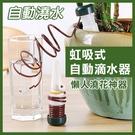 【妃凡】《虹吸式 自動滴水器 2入》 自動澆花器 滲水器 滴灌器 施肥器 陶瓷滴頭 256