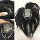 100%真髮 頭頂髮片 長25CM 加大...