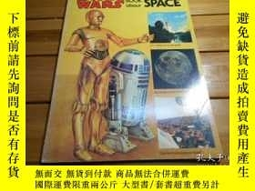 二手書博民逛書店THE罕見STAR WARS : QUESTION AND AN