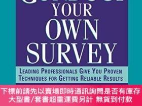 二手書博民逛書店How罕見To Conduct Your Own SurveyY256260 Priscilla Salant