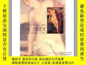 二手書博民逛書店The罕見Nude: A Study in Ideal Form