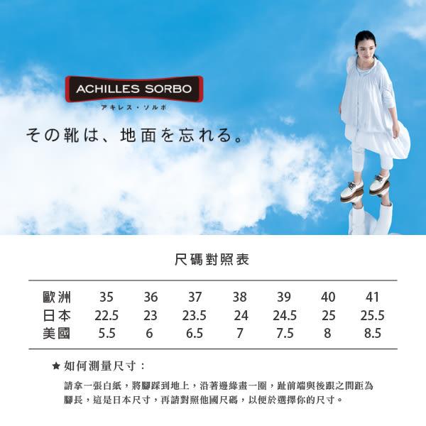 【Achilles SORBO】輕量休閒娃娃鞋  紅色(SRL1760-RE)