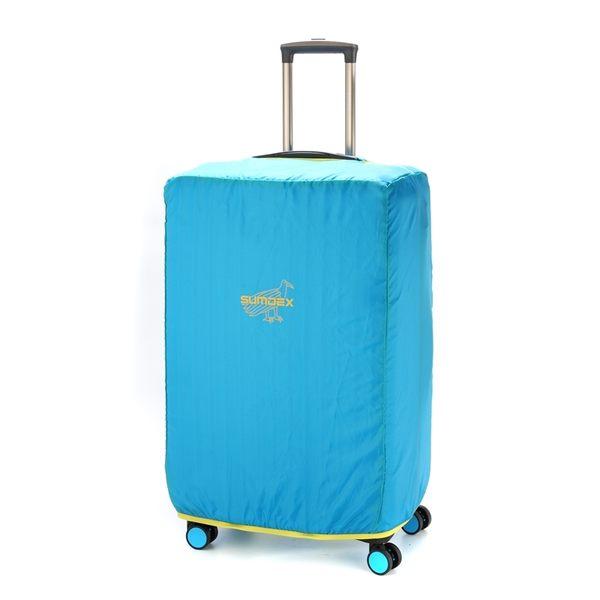 防塵套 SUMDEX 輕便 耐磨 防潑水 防塵套 行李箱套 M號(24-25吋) SWR-409