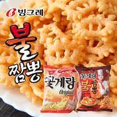 韓國 螃蟹餅乾 70g 螃蟹炒碼餅乾 李連福 螃蟹海鮮餅乾 螃蟹造型餅乾 餅乾 韓國餅乾