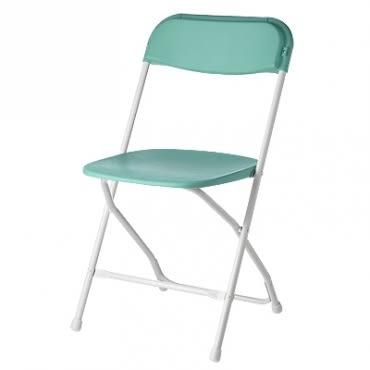 icandy耐衝擊折疊椅-湖水綠