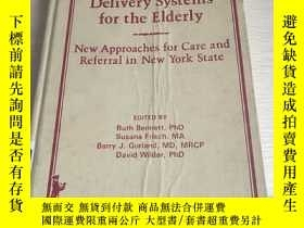 二手書博民逛書店Coordinated罕見Service Delivery Systems for the Elderly (英文