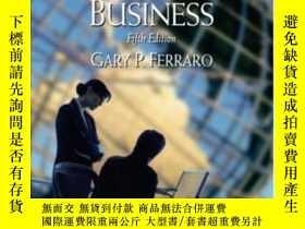 二手書博民逛書店Cultural罕見Dimension Of International Business, The (5th E