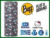 ╭OUTDOOR NICE╮西班牙BUFF 魔術頭巾 心情郵件 兒童KITTY 經典頭巾 Plus 118299-929 四向彈性 高防曬
