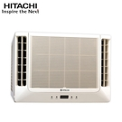 HITACHI 日立 窗型 雙吹式冷氣 (適用8-10坪) RA-60WK (免運費+基本安裝)