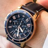 FOSSIL 極致品味時尚腕錶 FS5237 熱賣中!