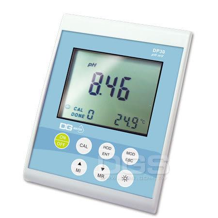 《DGWater》桌上型 pH/ORP計 DP30 PH/ORP Meter