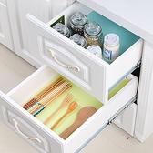 透明墊 防滑墊 防塵墊 冰箱墊 櫥櫃墊  EVA 防油 加厚 抽屜  透明 防滑墊(4入) 【L029-1】慢思行
