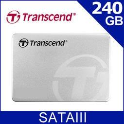 Transcend 創見 TS240GSSD220S 240GB 2.5吋 SSD220 SATA3 TLC