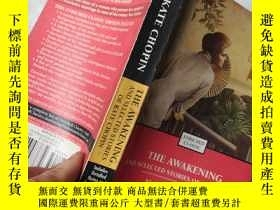 二手書博民逛書店The罕見awakening and selected stor