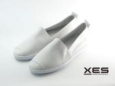XES簡約休閒鞋 女款 白色