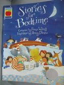 【書寶二手書T8/語言學習_YHT】Stories for Bedtime_Fiona Waters
