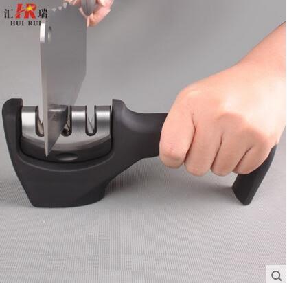 家用磨刀器多功能厨房快速磨菜刀神器磨刀石棒工具