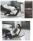 懶骨頭 沙發 和室椅 【收納屋】無印風極簡和室椅-咖啡色& DIY組合傢俱