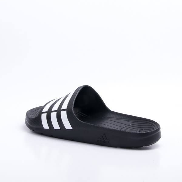 ADIDAS  Duramo Slide 運動拖鞋-黑 G15890