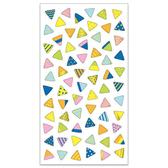 日本 MINDWAVA 手帳專用貼紙 三角型