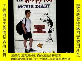 二手書博民逛書店The罕見Wimpy Kid Movie DiaryY26938