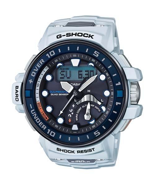 CASIO卡西歐G-SHOCK GULFMASTER電波錶(GWN-Q1000-7ADR)
