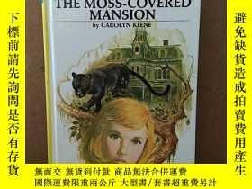 二手書博民逛書店Mystery罕見Of The Moss-Covered Mansion (Nancy Drew)Y26933