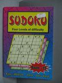 【書寶二手書T8/嗜好_MKA】A Sudoku Book_W F Graham