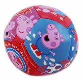 【卡漫城】  佩佩豬 軟球 單售 ㊣版 Peppa Pig 海綿球 Ball ST安全玩具 兒童 幼童 孩子 運動 足球