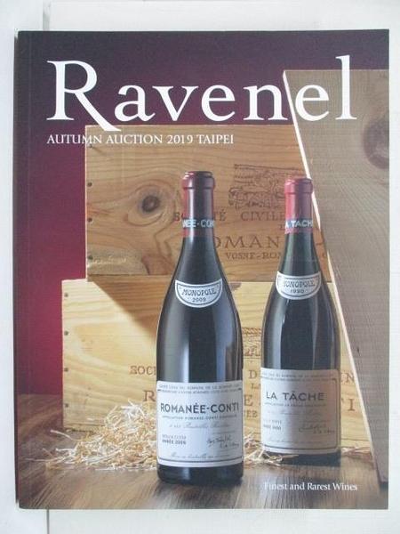 【書寶二手書T1/收藏_EEM】Ravenel Autumn Auction 2019 Taipei Finest…2019/11/29