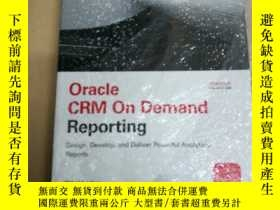 二手書博民逛書店Oracle罕見CRM on Demand Reporting