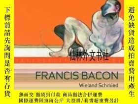 二手書博民逛書店【罕見】2006年出版 Francis Bacon : Commitment & ConflictY27248