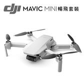 (免運費分期零利率) 送 128G 記憶卡 +拇指搖桿 3C LiFe DJI Mavic Mini 摺疊航拍機 暢飛套裝版 (公司貨)