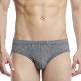 2(X)IST GRAPHIC MODAL 幾何莫代爾低腰三角褲(黑白格紋)