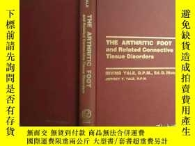 二手書博民逛書店THE罕見ARTHRITIC FOOT and Reiated