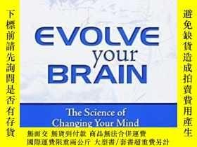 二手書博民逛書店Evolve罕見Your BrainY256260 Joe Dispenza Hci 出版2007